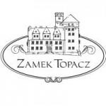 logo zamek Topacz